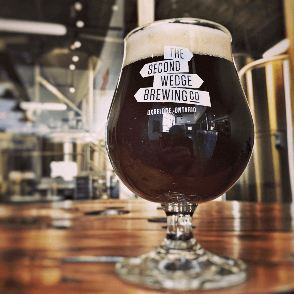 The Second Wedge Brewing Co. - Derailleur | Belgian Dubbel beer